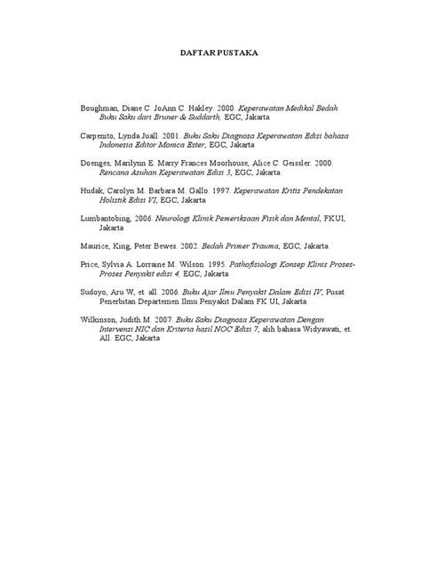 format daftar pustaka doc daftar pustaka aplikasi