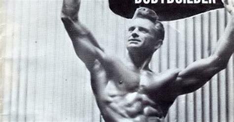 iron guru vince gironda bodybuilding muscle fitness vince gironda s quot blueprint for the bodybuilder