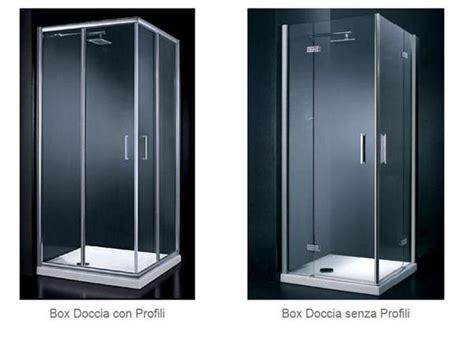 iperceramica box doccia posizionare il box doccia