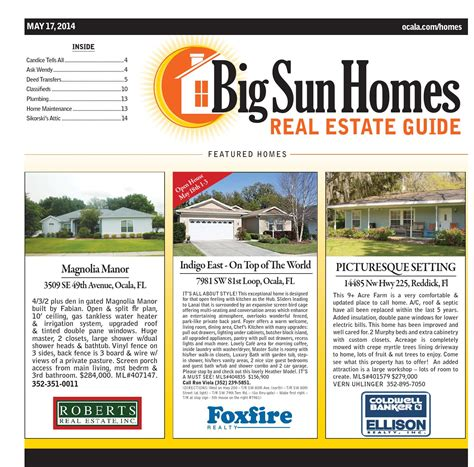 lighting stores ocala fl big sun homes for may 17 2014 by ocala starbanner issuu