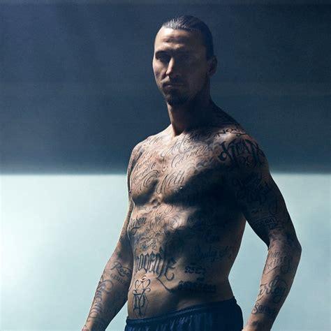 ibrahimovic tattoo chest zlatan ibrahimovic and the power of tattoos tattoodo