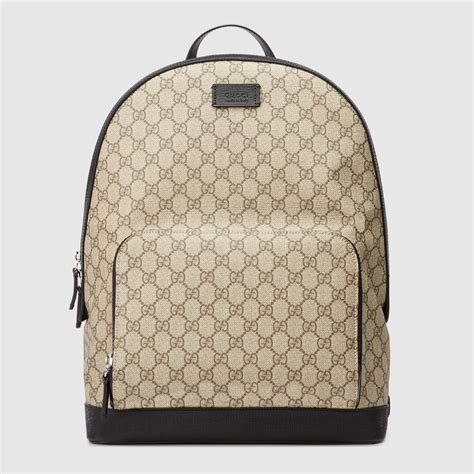 Backpack Gucci Gd 1 gg supreme backpack gucci s backpacks 406370klqax9772