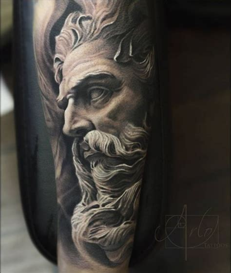 poseidon tattoos best 25 poseidon ideas on collage