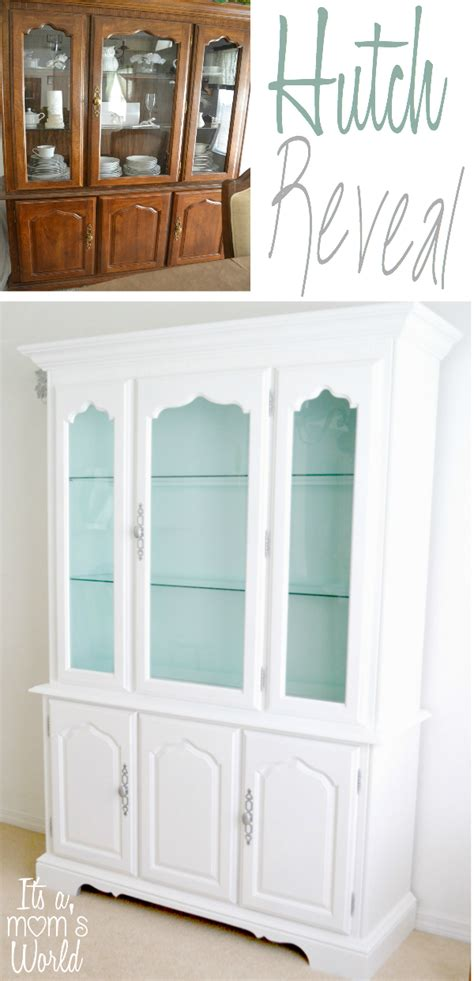 Dining Room Hutch Makeover by It S A S World Dining Room Hutch Makeover Reveal