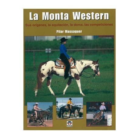 libro cowgirl libro la monta western p massaguer equivan tienda hipica