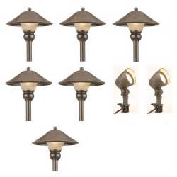 Low Voltage Outdoor Lighting Kit Low Voltage Landscape Lighting Kits Home Design