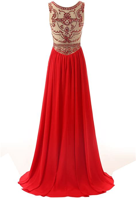 Handmade Evening Dresses - prom dress handmade beading chiffon formal