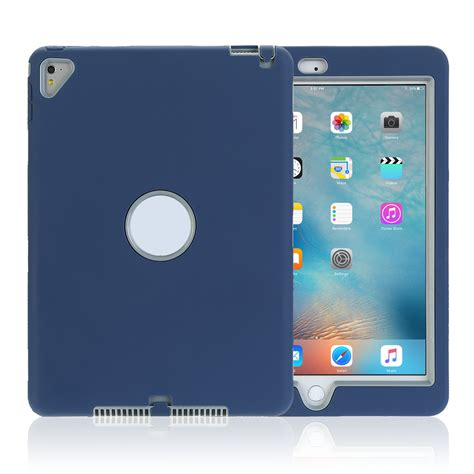 Mini 3 Air shockproof heavy duty rubber cover for apple