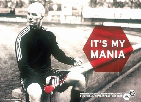 Nope Still Chemistrycom Advert by Adidas Quot Predator Quot Ad Featuring Black Soccer Player Page