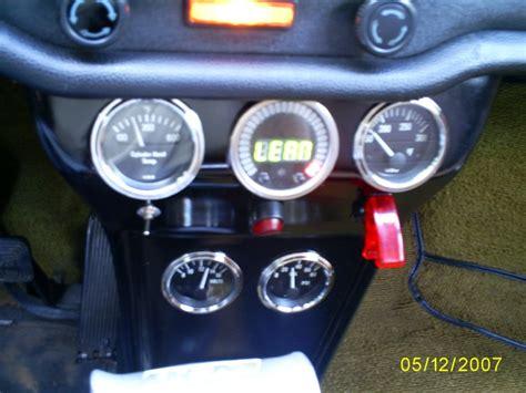 thesamba ghia view topic installing gauges