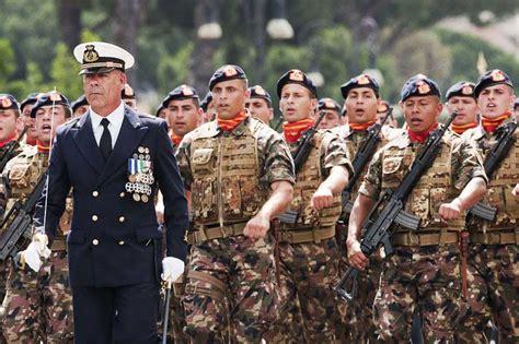 concorso interno maresciallo esercito aperte le iscrizioni per l ammissione nel ruolo normale