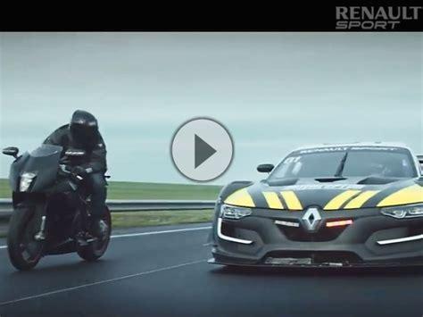 Rc Motorrad Anf Nger by Renault Sport R S 01 Vs Ktm Rc8 Polizeikontrolle Jagd
