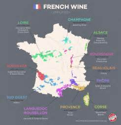 France Wine Regions Map by 3 Tips On Getting Into French Wine Wine Folly
