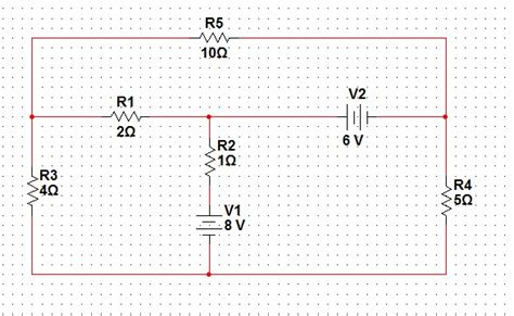 find current flowing through resistor apply mesh analysis to calculate the current flowi chegg