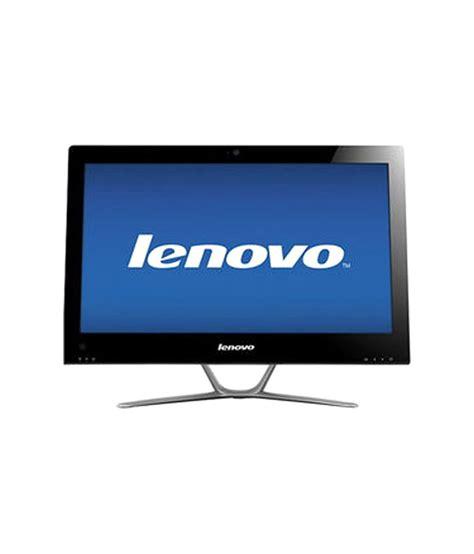 Lenovo C360 lenovo c360 57322350 desktop 2 gb intel i3 49 53 cm 19 5 500 gb dos buy lenovo c360