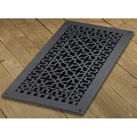 iron scroll floor cold air return floor grilles meze blog