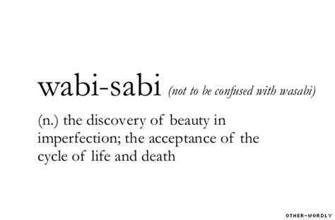 wabi sabi definition beauty life beautiful definition imperfections dictionary