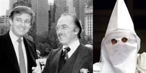 donald trump father watch was donald trump s father really a kkk member