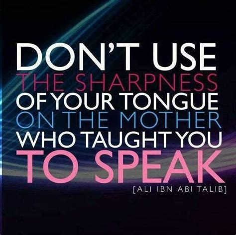 Respect Your Parents Quotes In