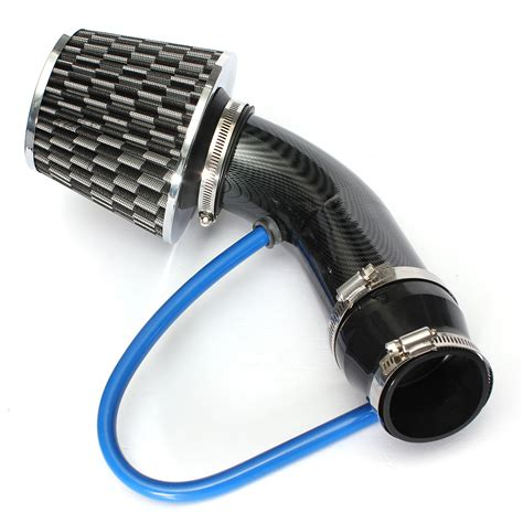 Intake Open Air Filter Universal Diameter Inlet 3inch universal performance cold air intake filter alumimum induction pipe hose system alex nld