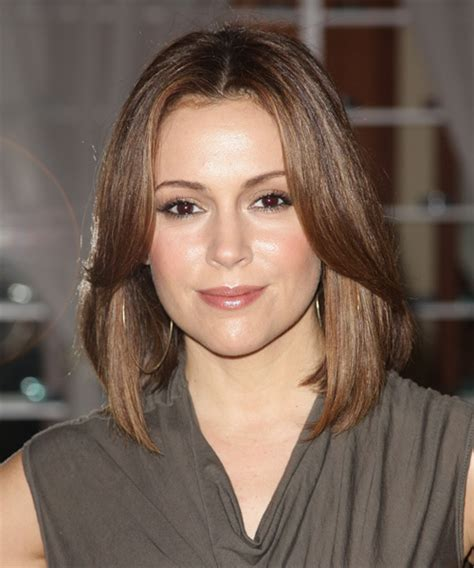 millisa milanos hair hairstyles of alyssa milano