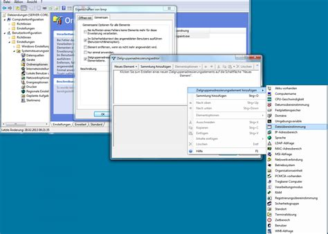 Usfsp Mba Dates by Policy Preferences Dateizuordnungen In Windows 7