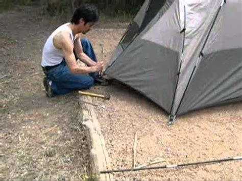 how to build a tent how to build a tent doovi