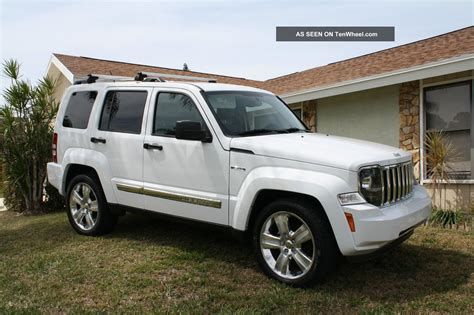 2012 Jeep Liberty Jet Edition 2012 Jeep Liberty Jet Edition Fully Loaded 20 Quot Tow