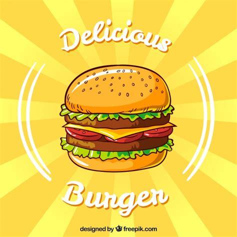 design banner burger hamburger vectors photos and psd files free download