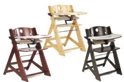 high chair tray mounting hardware wooden kayak kit reviews keekaroo adjustable height right