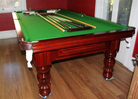 billiard snooker tables for sale sydney 2nd