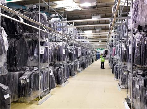Warehouse Wardrobe by Ci Logistics Warehouse Logistics News