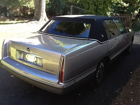 how does cars work 1997 cadillac deville electronic toll collection purchase used 1997 cadillac sedan deville northstar v 8 in randolph new jersey united states