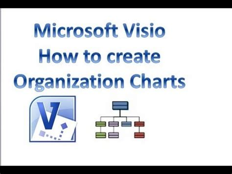 how to create org chart in visio microsoft visio how to create org charts
