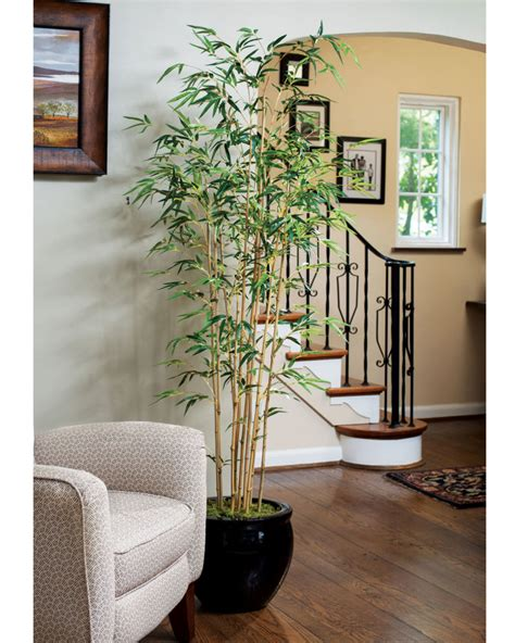 fake plants for home decor an artificial tree will brighten your home d 233 cor with