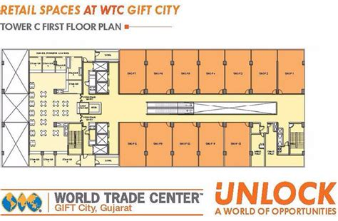 world trade center floor plan wtc retail spaces shops at world trade center gift city