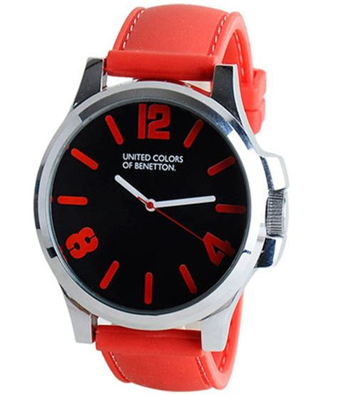 colors of united colors of benetton leather analog buy