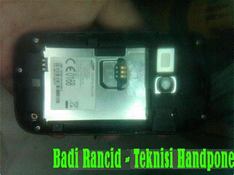 Casing Hp Samsung Gt S6310 badi rancid teknisi handpone januari 2017