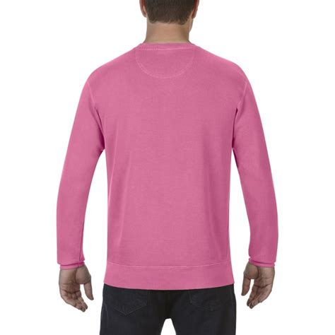 gildan comfort colors cc1566 comfort colors adult crewneck sweatshirt
