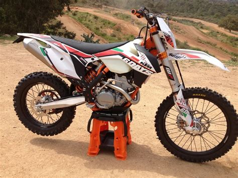 2014 Ktm Six Days 2014 Ktm 350 Exc Six Days Autos Post