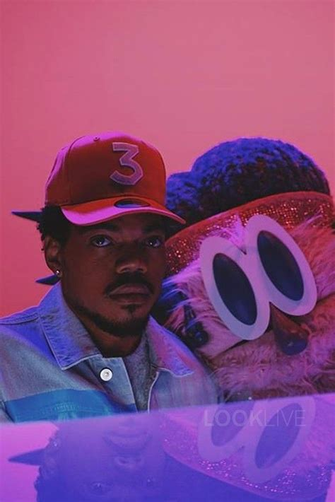 chance the rapper hairstyle 19 best chance the rapper fashion style images on