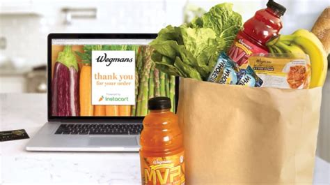 wegmans new home delivery service select areas only