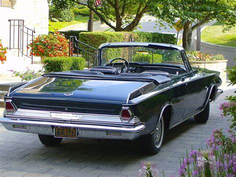 chrysler 300k 1964 chrysler 300k for sale