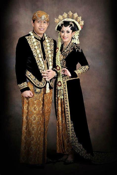Kebaya Pengantin Kebaya Jawa A064 model baju pengantin adat jawa barat cultural wedding