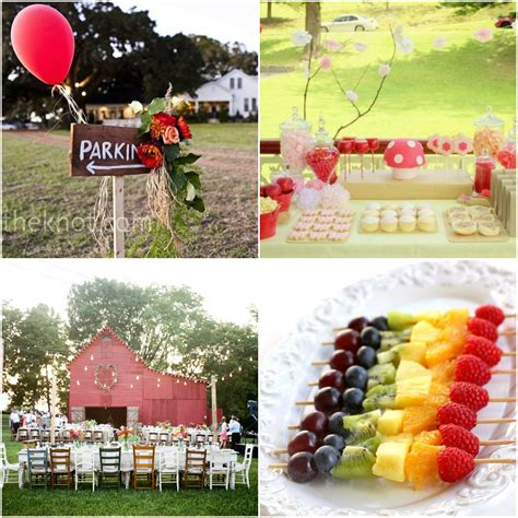 18th birthday garden decorations ideas