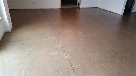 Grind and Seal   Epoxy Flooring   PCC Columbus, Ohio