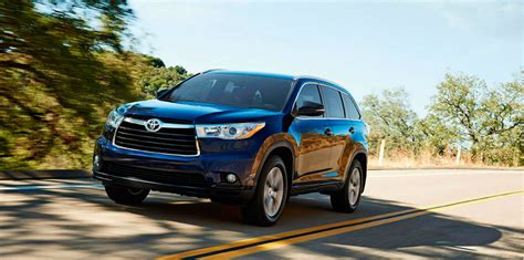 Top Toyota Cars Best 2015 Toyota Family Cars