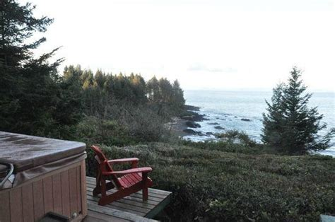 Point No Point Cabins by Front View Picture Of Point No Point Resort Sooke