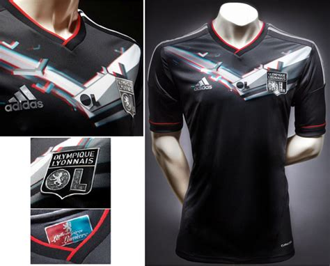 desain jersey klub bola terbaik 10 desain jersey terbaik di 2012 olympique lyon bola net
