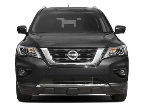 pathfinder boats msrp new 2018 nissan pathfinder 4x4 sl msrp prices nadaguides